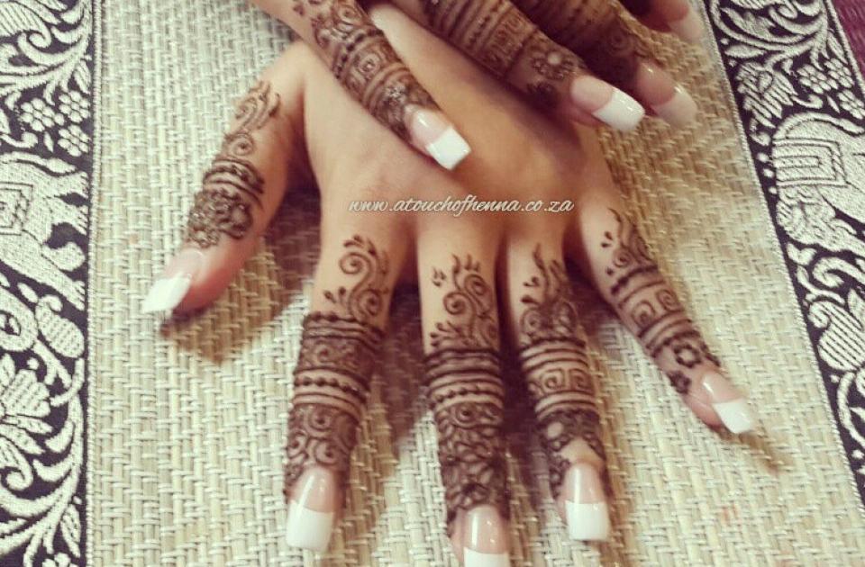 A Touch Of Henna SA  HennaampMehndi Art