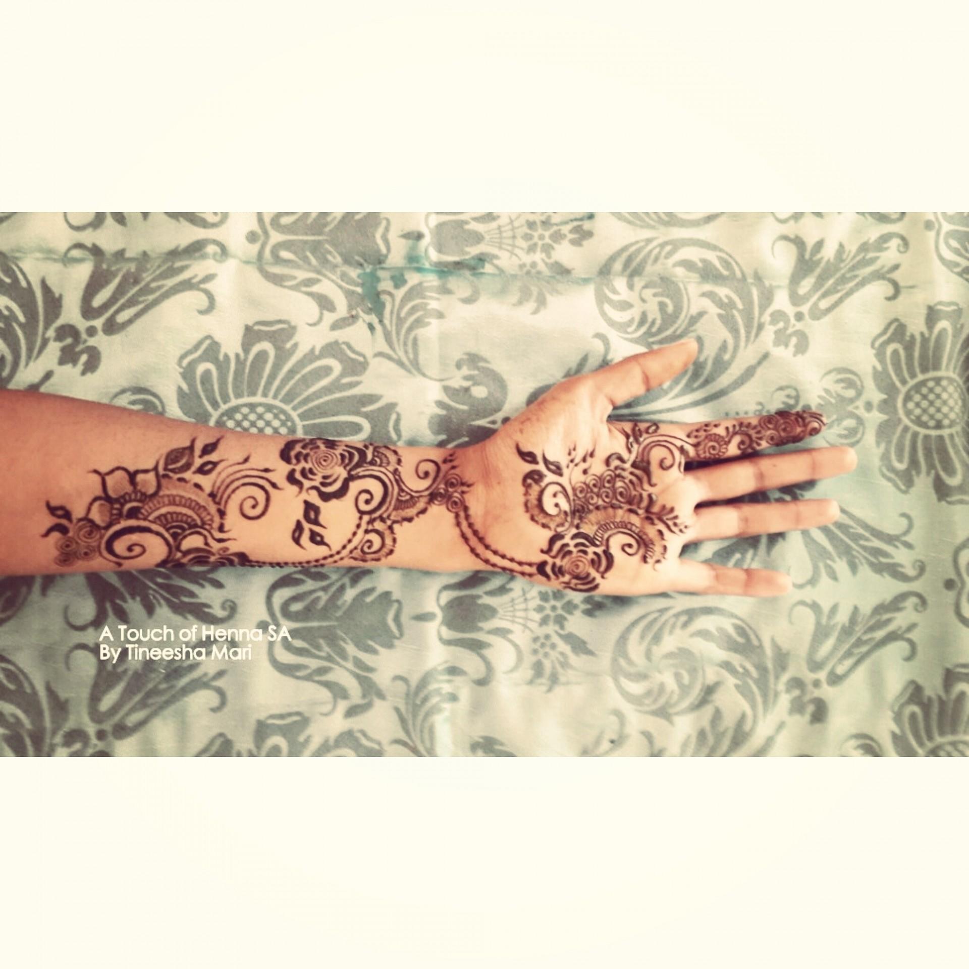 Bridal Mehndi Johannesburg : A touch of henna sa mehndi art